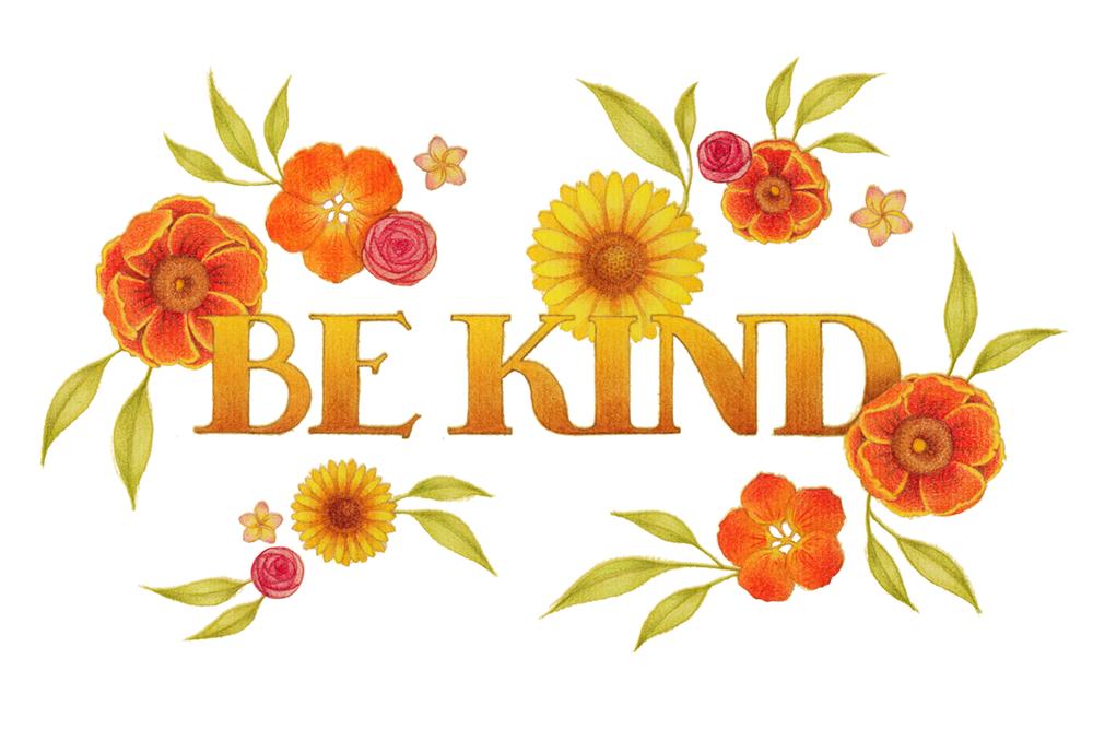 Be Kind - Natalia Stolarska