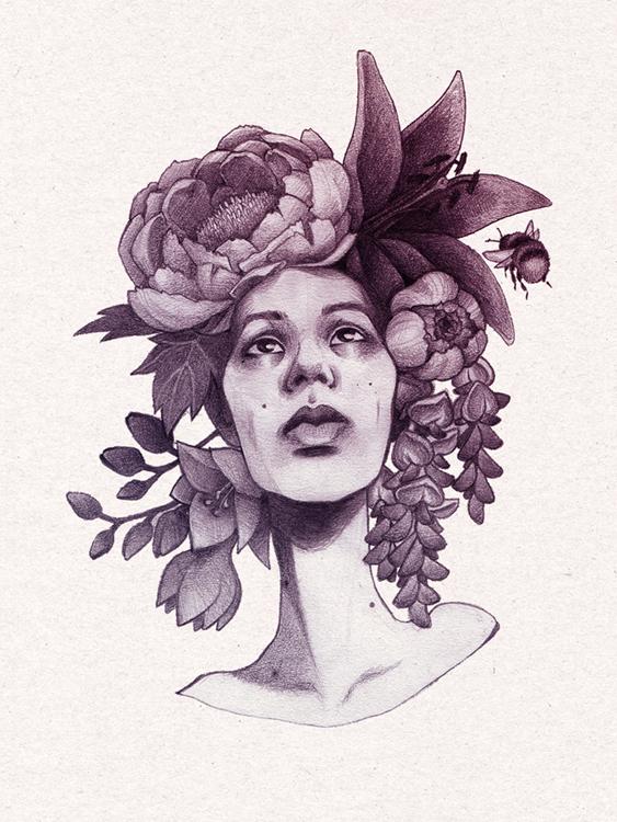 Flora - Natalia Stolarska