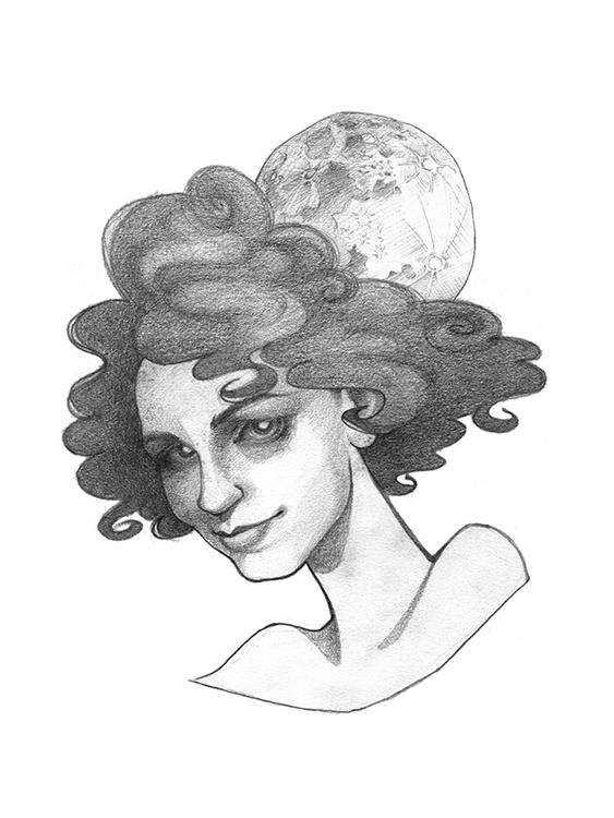 Luna - Natalia Stolarska