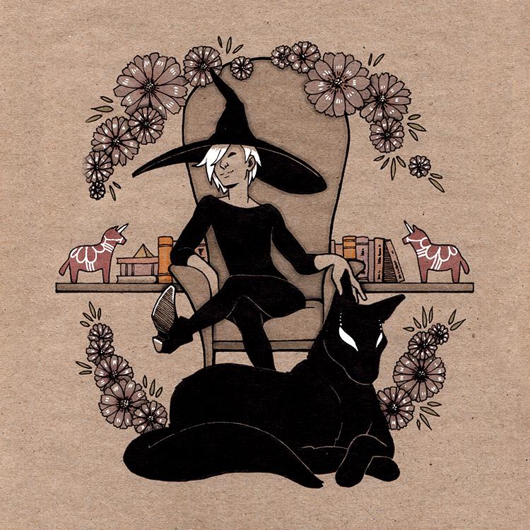 Sassy Witch - Natalia Stolarska