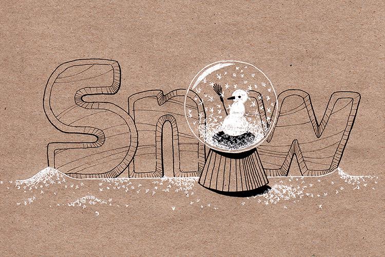 Snow - Natalia Stolarska