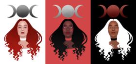 Florem Ipsum Triple Goddess